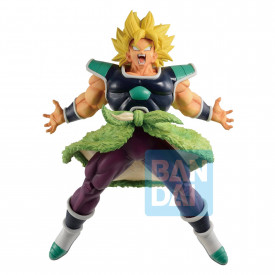 Dragon Ball - Figurine Broly SSJ Ichibansho Rising Fighters