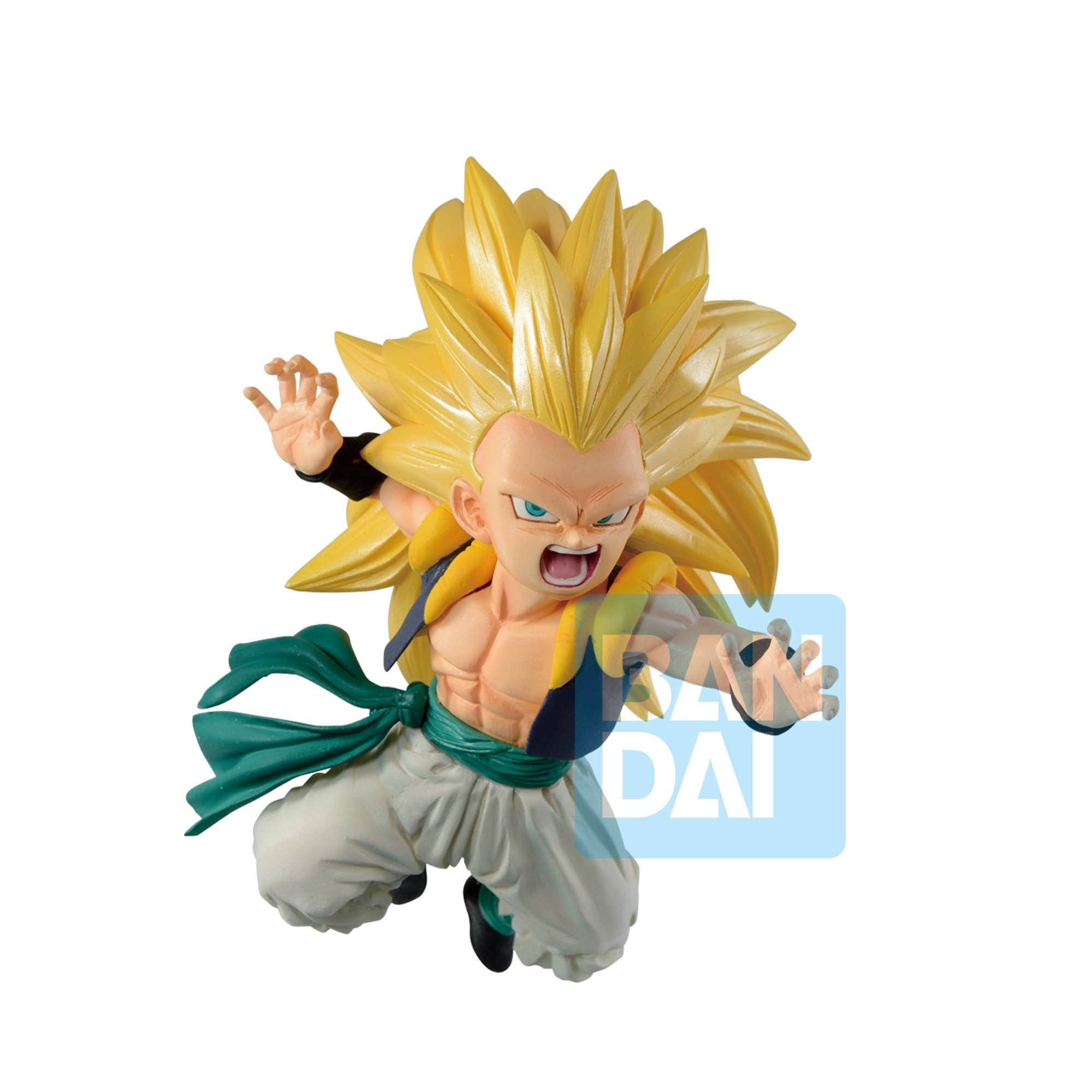 Dragon Ball - Figurine Gotenks SSJ3 Ichibansho Rising Fighters