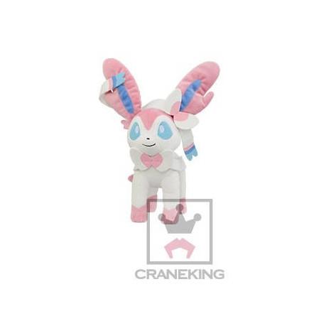 Pokémon - Peluche Nymphali I Love Evoli Collection image