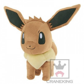 Pokémon - Peluche Evoli I Love Evoli Collection