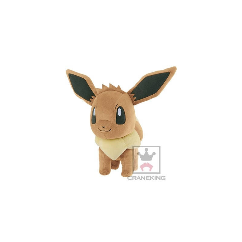 Pokémon - Peluche Evoli I Love Evoli Collection