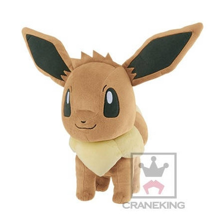 Pokémon - Peluche Evoli I Love Evoli Collection image