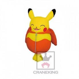Pokémon - Peluche Pikachu Pyroli Costume