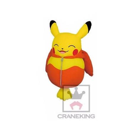 Pokémon - Peluche Pikachu Pyroli Costume image