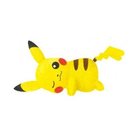 Pokémon - Peluche Pikachu Kutsurogi Time image