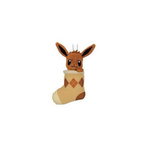 Pokémon - Peluche Evoli Pokémikke Ver. image