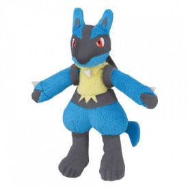 Pokémon - Peluche Lucario Collection Nuigurumi Pokémon Type !