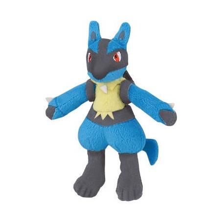 Pokémon - Peluche Lucario Collection Nuigurumi Pokémon Type ! image