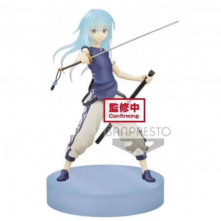 Tensei Shitara Slime Datta Ken - Figurine Rimuru Tempest Espresto Clear materials