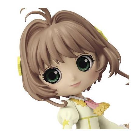 Sakura Cardcaptor - Figurine Sakura Kinomoto Q Posket Vol.3 Ver.A image