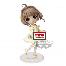 Sakura Cardcaptor - Figurine Sakura Kinomoto Q Posket Vol.3 Ver.A
