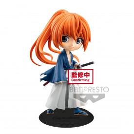 Kenshin Le Vagabond - Figurine Kenshin Himura Q Posket Meiji Swordman Romantic Ver.A