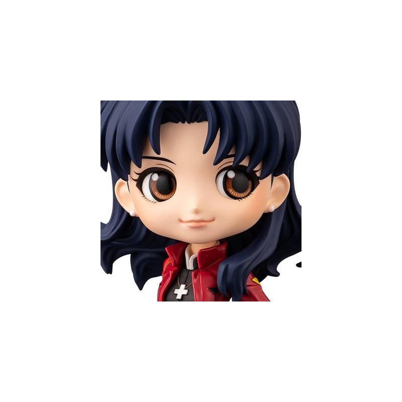 Evangelion Movie - Figurine Misato Katsuragi Q Posket Ver.A