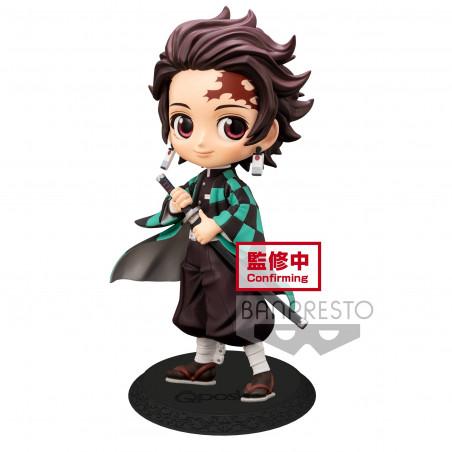 Kimetsu no Yaiba - Figurine Kamado Tanjiro Q Posket Ver.A