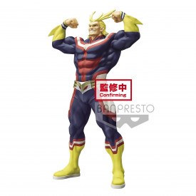 My Hero Academia - Figurine All Might Grandista New Color Ver.