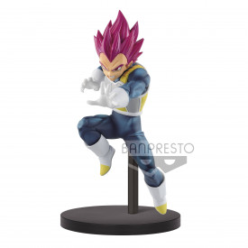 Dragon Ball Super - Figurine Vegeta SSJ God Chosenshi Retsuden II Vol.3