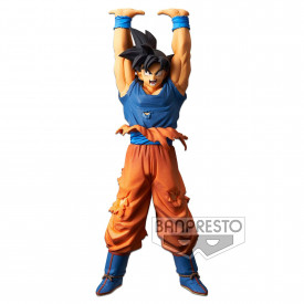 Dragon Ball Super - Figurine Son Goku Give Me Energy Spirit Ball Special