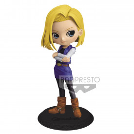 Dragon Ball Z - Figurine Android 18 Q Posket Ver.A