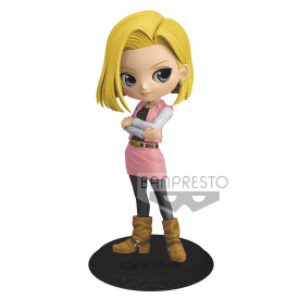 Dragon Ball Z – Figurine Android 18 Q Posket Ver.B