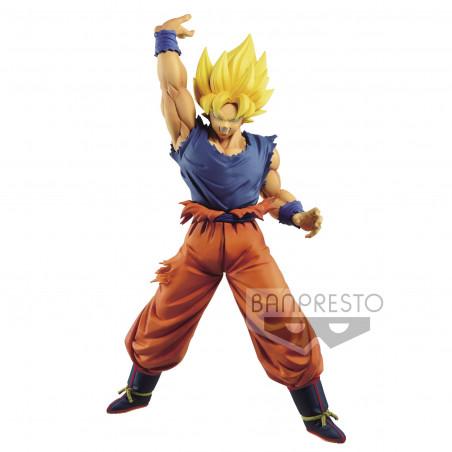Dragon Ball Z - Figurine The Son Goku IV Maximatic
