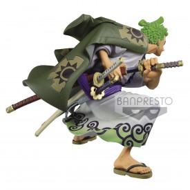One Piece - Figurine Roronoa Zoro Wano Kuni King Of Artist
