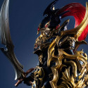 Yu-Gi-Oh ! Duel Monsters - Figurine Black Luster Soldier (Chaos Soldier) Art Works Monsters