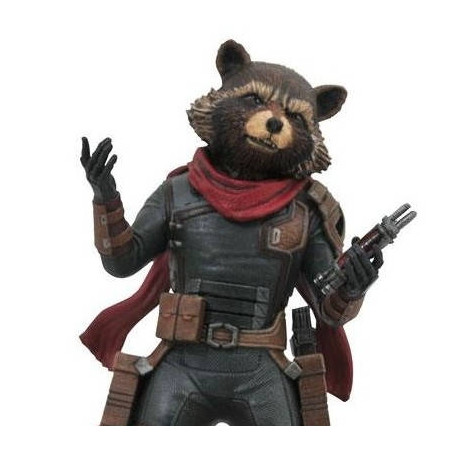 Avengers Endgame – Figurine Rocket Raccoon Marvel Gallery image