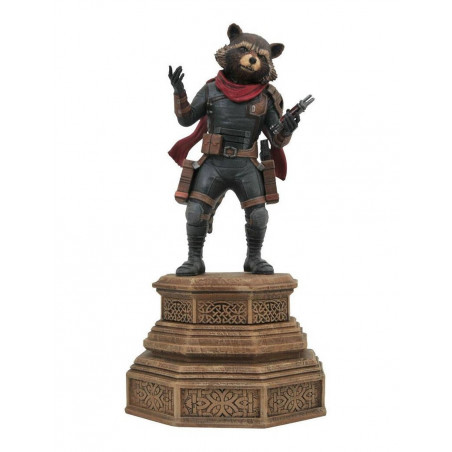 Avengers Endgame – Figurine Rocket Raccoon Marvel Gallery