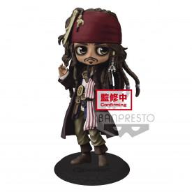 Pirates Des Caraïbes - Figurine Jack Sparrow Q Posket Ver.A