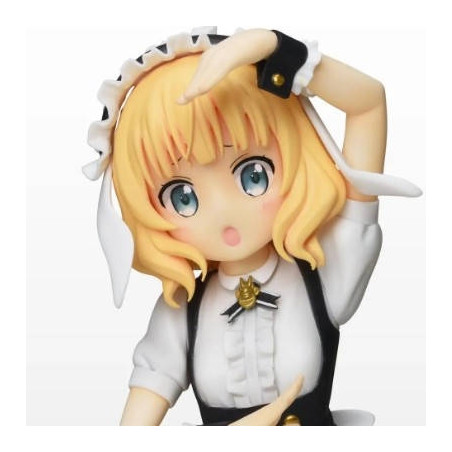 Is The Order A Rabbit? - Figurine Sharo Kirima PM Figure Fleur Uniform Ver. image