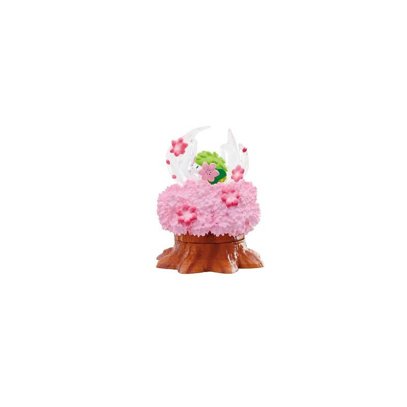 Pokémon - Figurine Shaymin Pokemon Forest Vol.4