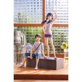 Les Enfants Du Temps - Figurine Hina Amano Pop Up Parade