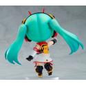 Vocaloid - Figurine Hatsune Miku Nendoroid Racing Miku 2020 Ver.