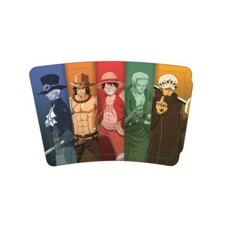 One Piece - Mug Isotherme One Piece Heroes