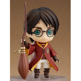 Harry Potter - Figurine Harry Potter Quidditch Ver. Nendoroid
