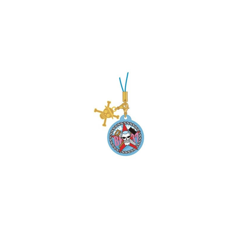 One Piece - Strap Franky Jolly Roger