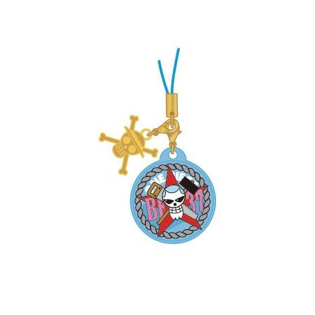 One Piece - Strap Franky Jolly Roger image
