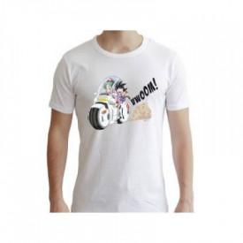 Dragon Ball Z – Tee-Shirt Bulma & Goku VWOOM