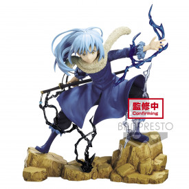 Tensei Shitara Slime Datta Ken - Figurine Rimuru Tempest Espresto Est Tempest Effect And Motions