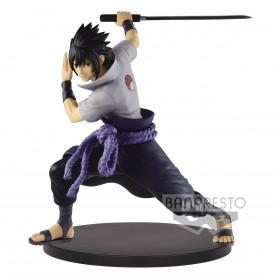 Naruto Shippuden - Figurine Uchiha Sasuke Vibration Stars II Ver.
