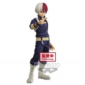 My Hero Academia - Figurine Shoto Todoroki Texture Ver.