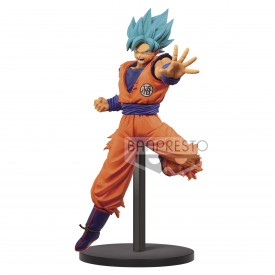 Dragon Ball Super - Figurine Son Goku SSGSS Chosenshi Retsuden II Vol.4