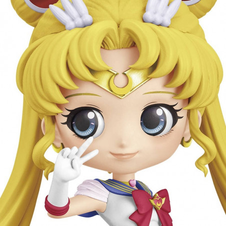 Sailor Moon Eternal - Figurine Super Sailor Moon Q Posket Ver.A image