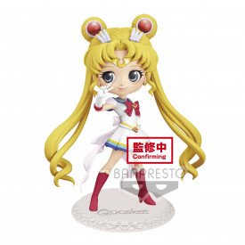 Sailor Moon Eternal - Figurine Super Sailor Moon Q Posket Ver.A