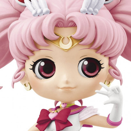 Sailor Moon Eternal - Figurine Super Sailor Chibi Moon Q Posket Ver.A image