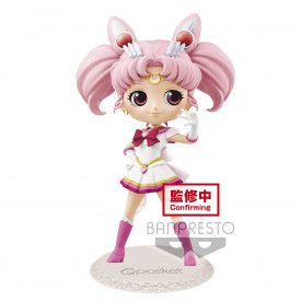 Sailor Moon Eternal - Figurine Super Sailor Chibi Moon Q Posket Ver.A