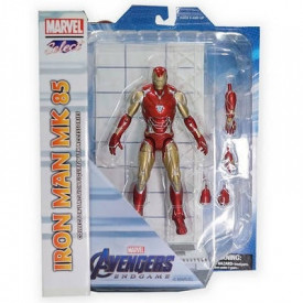 Avengers Endgame – Figurine Iron Man Mark 85 Marvel Select Figure