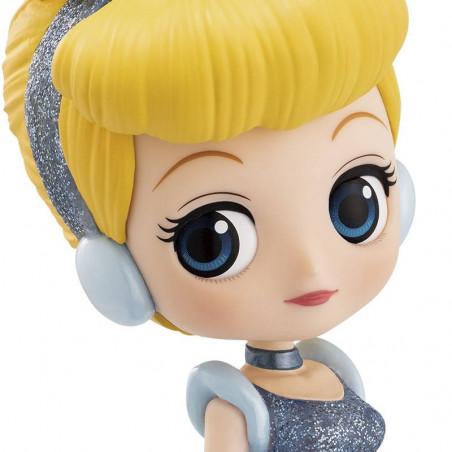 Disney Characters - Figurine Cendrillon Q Posket Glitter Line image