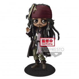 Pirates Des Caraïbes - Figurine Jack Sparrow Q Posket Ver.B