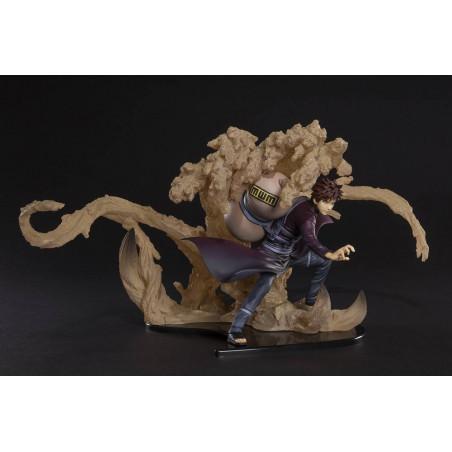 Naruto Shippuuden - Figurine Gaara Figuarts Zero Kizuna Relation